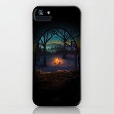 Bonfire iPhone SE Slim Case