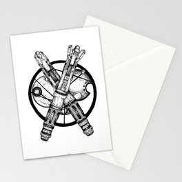 Dr Who Sonic Screwdriver Stationery Cards
