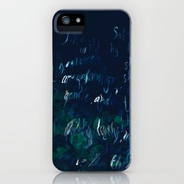 """""""Conquest of the Useless"""" by Werner Herzog Print (v. 9) iPhone Case"""