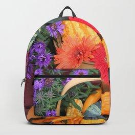 Autumn Beauty Vertical Backpack