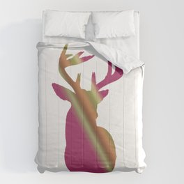 Girly buck Comforters