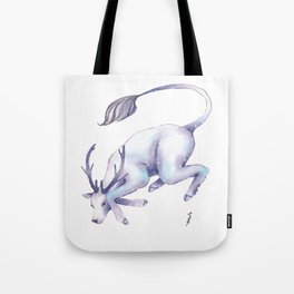 Eternal Deer Tote Bag