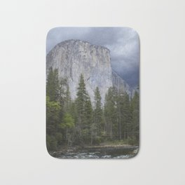 Yosemite National Park, El Capitan, Yosemite Photography, Yosemite Wall Art Bath Mat