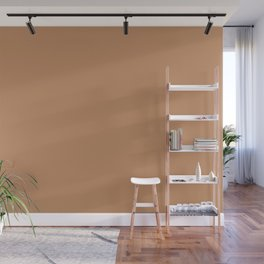 Butterum | Pantone Fashion Color | Fall : Winter 2017 | New York | Solid Color | Wall Mural