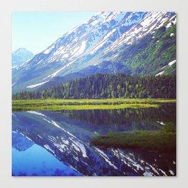 Turnagain Arm - Alaska  Canvas Print