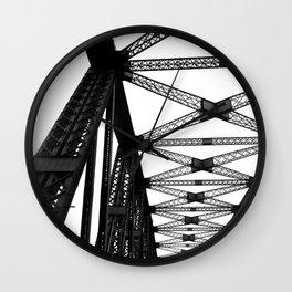 The Brigde Wall Clock