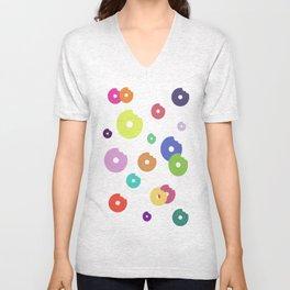 Donut Bites Unisex V-Neck