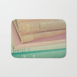 Book Lover Bath Mat