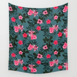 FLORAL PATTERN XP Wall Tapestry