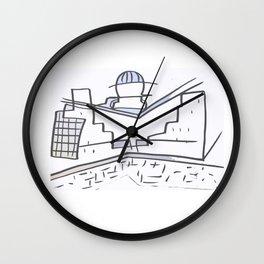 colla+ Wall Clock