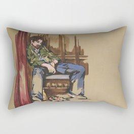 OK, I Believe You Rectangular Pillow