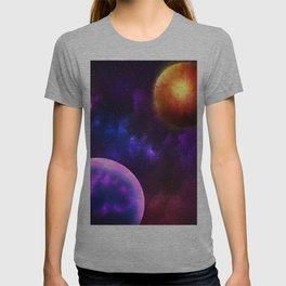 Cosmic Planets T-shirt
