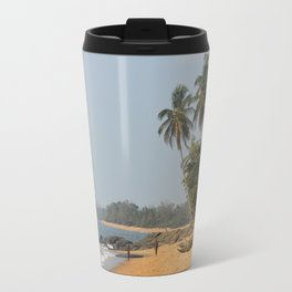 Beaches of Cameroon Travel Mug