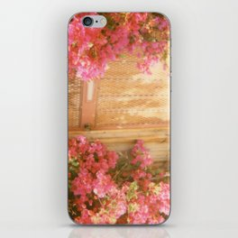 California Bougainvillea iPhone Skin
