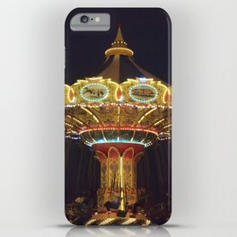 Night Spin iPhone Case