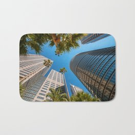 Look up in the City of Sydney Bath Mat