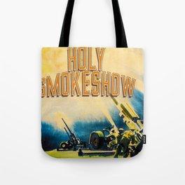 Smokeshow Tote Bag