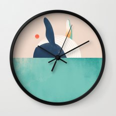 The Great Breach Wall Clock