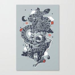 stillill Canvas Print