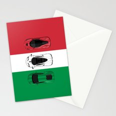 Tricolore Stationery Cards
