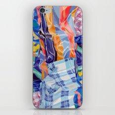 FABRICS 1 iPhone & iPod Skin