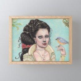 Fairest of them All Framed Mini Art Print