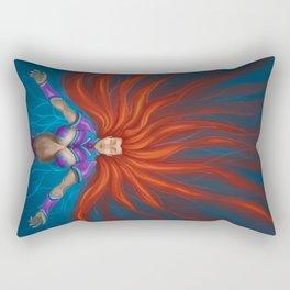 Starfire Rectangular Pillow