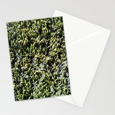 moss texture Stationery Cards