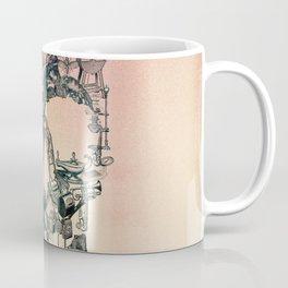 Skull Vintage Coffee Mug