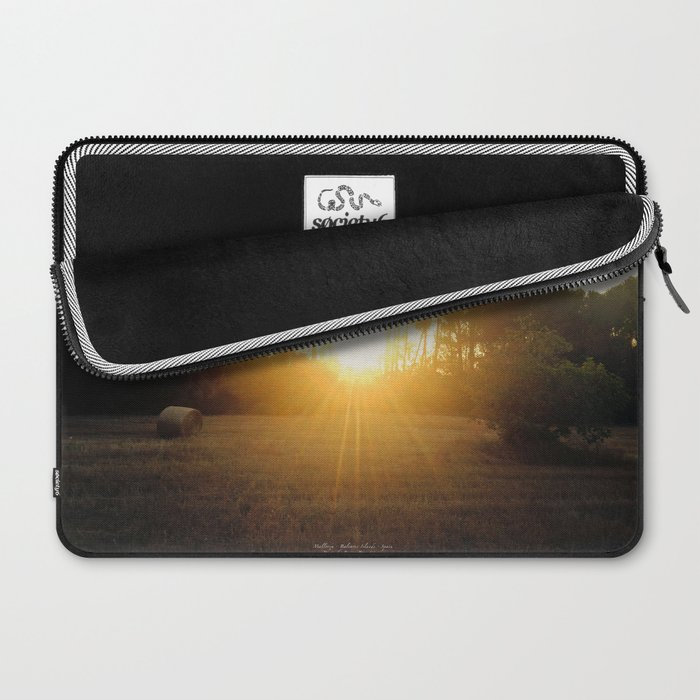 Country Side Mallorca Laptop Sleeve