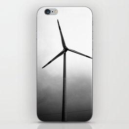 Windwheel II iPhone Skin