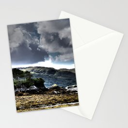 Loch Ailort, Scotland Stationery Cards