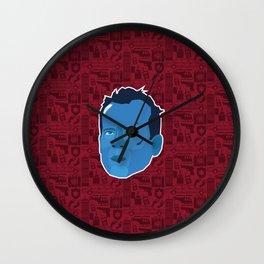John McClane - Die Hard Wall Clock