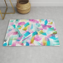 11     |200519 | Abstract Designs | Abstract Patterns | Watercolour Art Rug