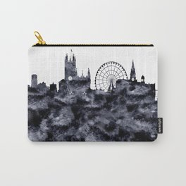 Manchester Skyline Great Britain Carry-All Pouch
