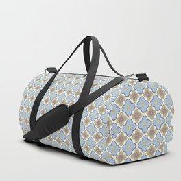 Moroccan Floris Duffle Bag