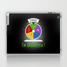 I am Disgusted Laptop & iPad Skin