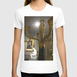 Milan museum room T-shirt