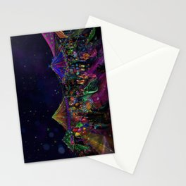 Magical Night Market Stationery Cards