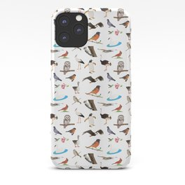 Various Birds iPhone Case