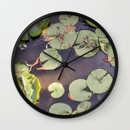 Pond Wall Clock
