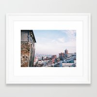 istanbul Framed Art Prints featuring Istanbul by Didi Jean