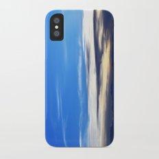 Blue Sunset Slim Case iPhone X