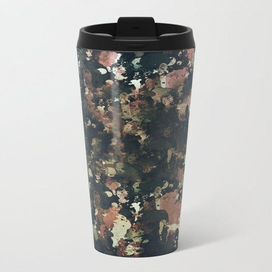 1D-2 Metal Travel Mug