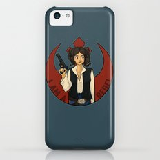 Rebel Girl Slim Case iPhone 5c