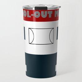 Mix-Tape Cassette - Pencil Travel Mug