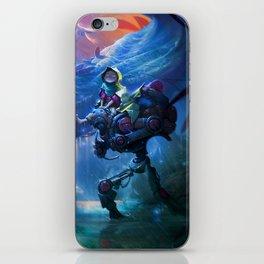 Hope iPhone Skin