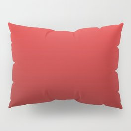 Donated Kidney Pink and Black Deadly Ombre Nightshade Pillow Sham