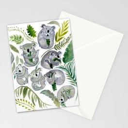 Koala Leef Stationery Cards