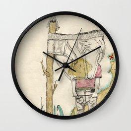 Sinmap Wall Clock
